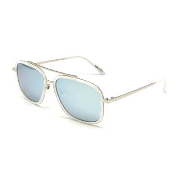Gọng kính với màu xanh pastel vô cùng thời thượng
