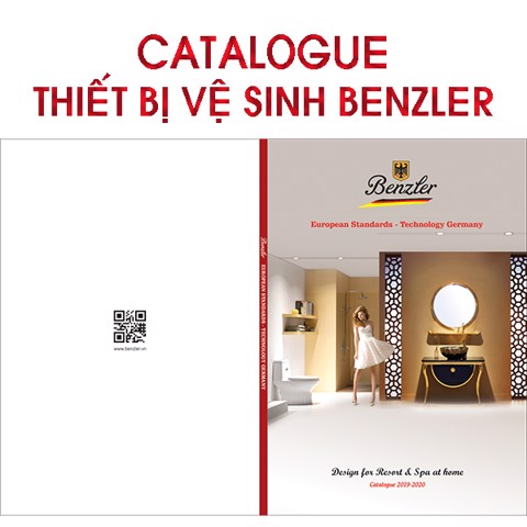 Catalogue Thiết Bị Vệ Sinh Benzler