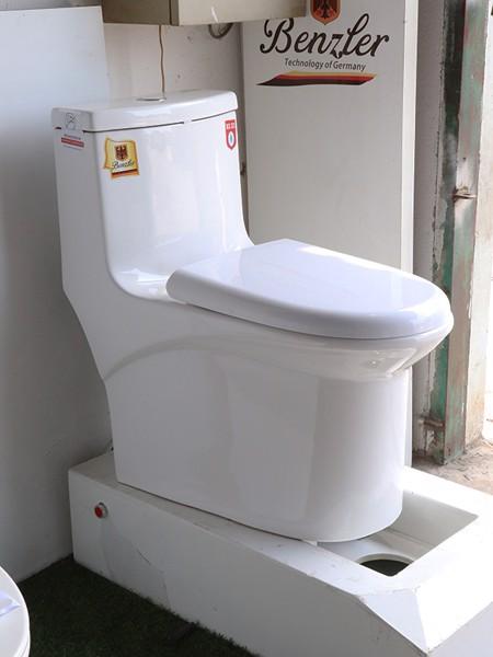 bồn cầu BCA-333 thiết bị vệ sinh Benzler