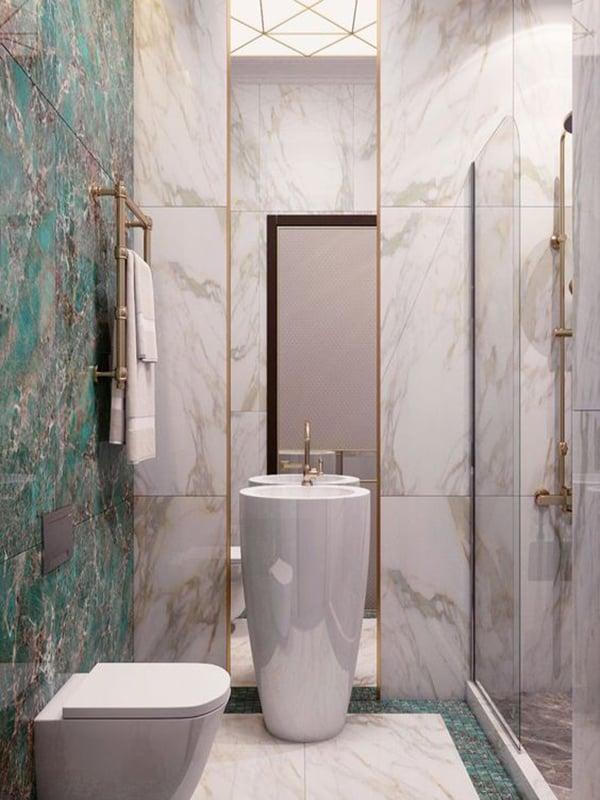 Bộ combo thiết bị vệ sinh Benzler cho nhà tắm hiện đại