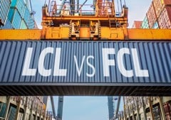 Export FCL and LCL