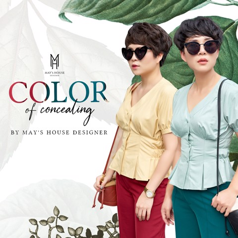 Color of Concealing Collection