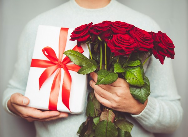 Chọn hoa là quà tặng cho phái nữ