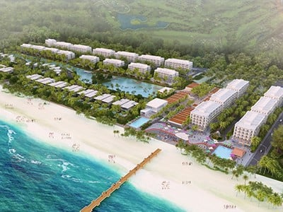 Hotel Resort The Hamptons Hồ Tràm