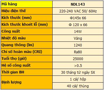 NDL143-1