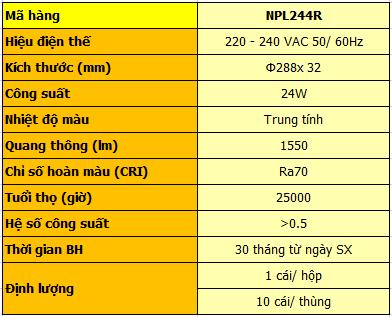 NPL244R-1