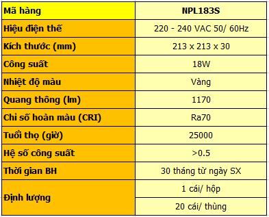 NPL183S-1