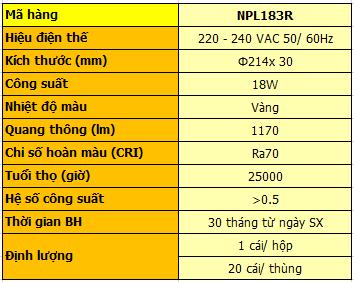NPL183R-1