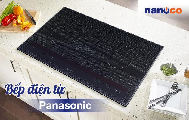 Bếp điện từ Panasonic - Người bạn đắc lực của các bà nội trợ
