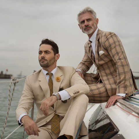 ADAM STORE 'S FALL WINTER LOOKBOOK 2019 IN MONACO