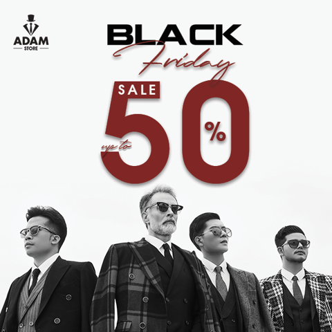 SALE CHẠM ĐỈNH – BLACK FRIDAY