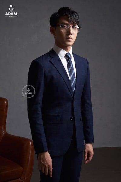 áo vest nam - caravat