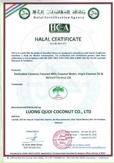 luong_quoi_coconut_halal_certifiacte