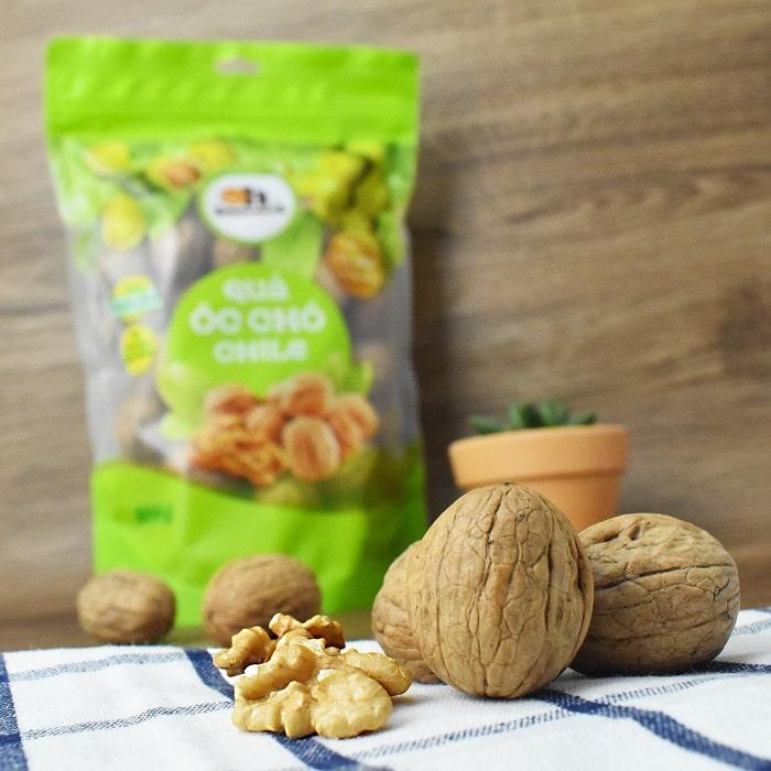 Quả Óc Chó Chile Smile Nuts