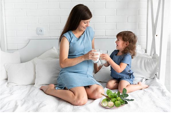 macca rất tốt cho phụ nữ mang thai và trẻ em