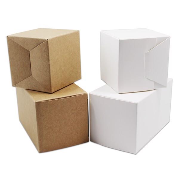 Kích thước và cấu tạo hộp carton thường dùng trong bán hàng online