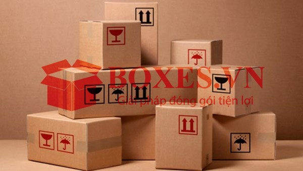 Những chất độn được sử dụng trong sản xuất bao bì carton