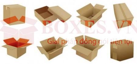 Thùng carton cho hàng gia dụng