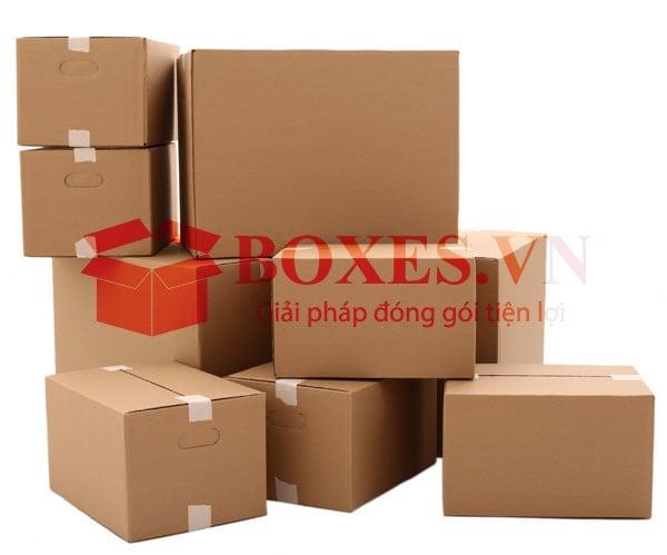 Thùng carton đạt chuẩn xuất khẩu
