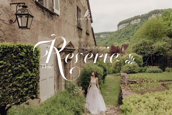The Reverie - Lamy Bridal by Lamy Design