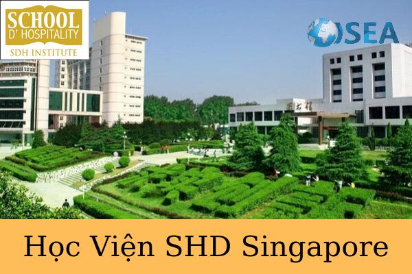 học quản trị nhà hàng khách sạn tại SHD singapore