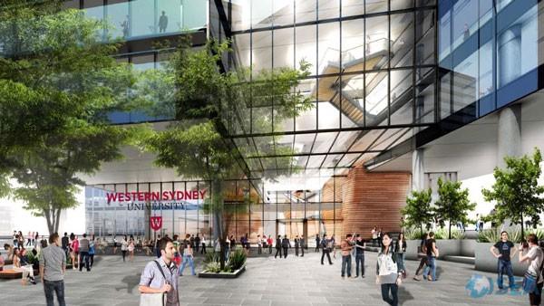 Cơ sở vật chất trường UWS