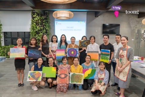 The Art of Emotional Balance - Hợp tác cùng Toong Co-Working Space