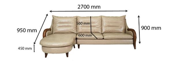 So sánh hai mẫu sofa đang góc được ưu chuộng hiện nay