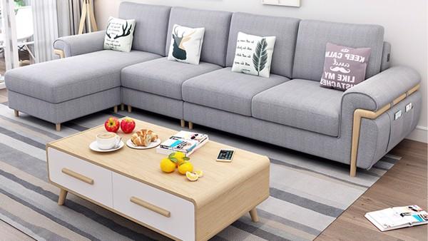Sofa góc L có phù hợp với chung cư không?