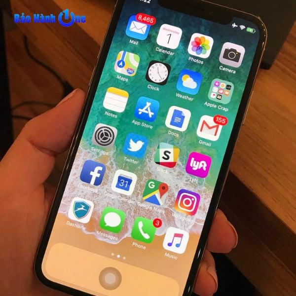 Nút home ảo trên Iphone bị mất? Nguyên nhân và cách khắc phục
