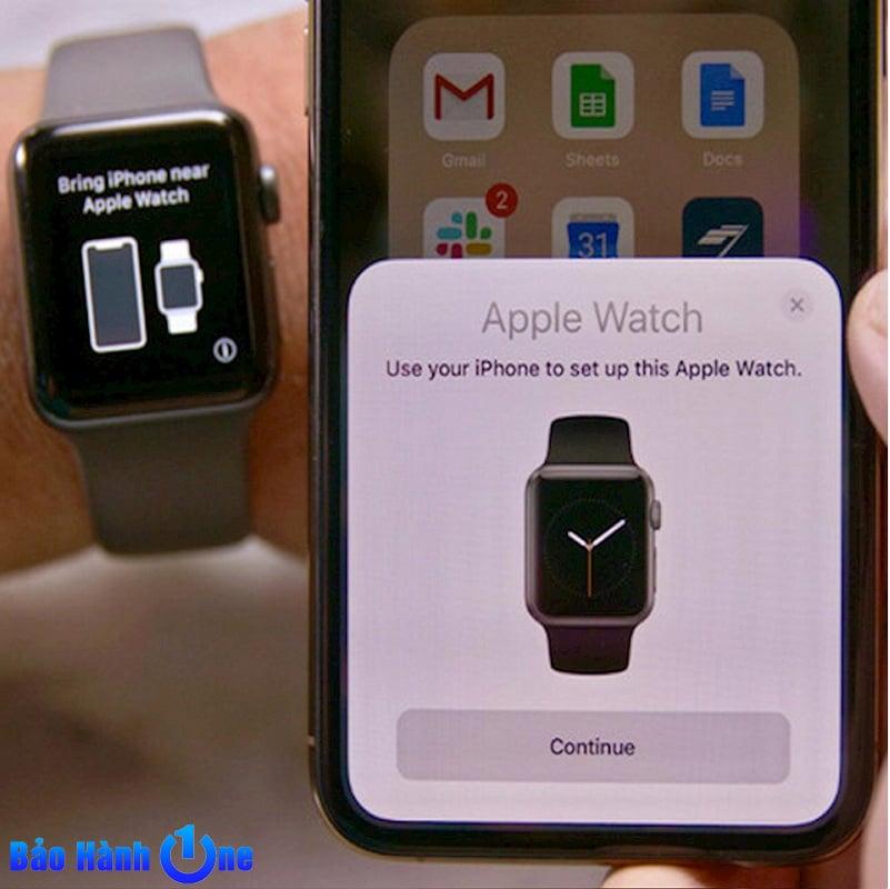 Mẹo sửa cực đơn giản lỗi Apple Watch không kết nối được với iPhone
