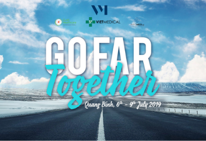 GO FAR TOGETHER 2019