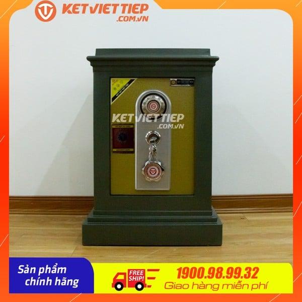 Việt Tiệp đúc đặc KVT65KC