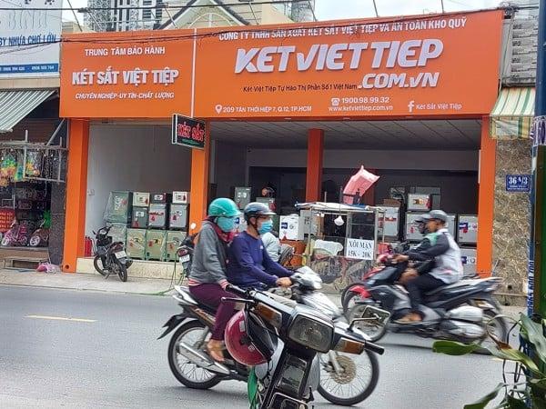 Địa Chỉ bán két sắt điện tử Việt Tiệp Trong Hồ Chí Minh