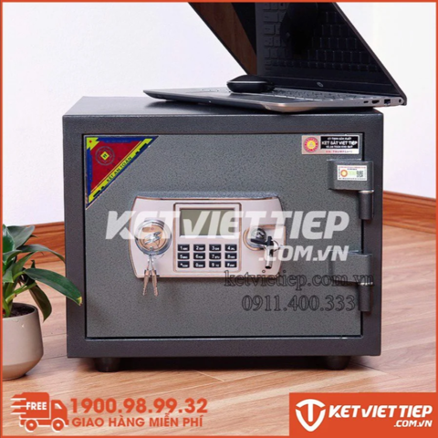 két sắt mini việt tiệp kvt36 điện tử chống cháy