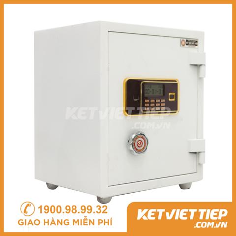 két sắt siêu cường việt Tiệp KVTSC166 khóa điện tử mới 2