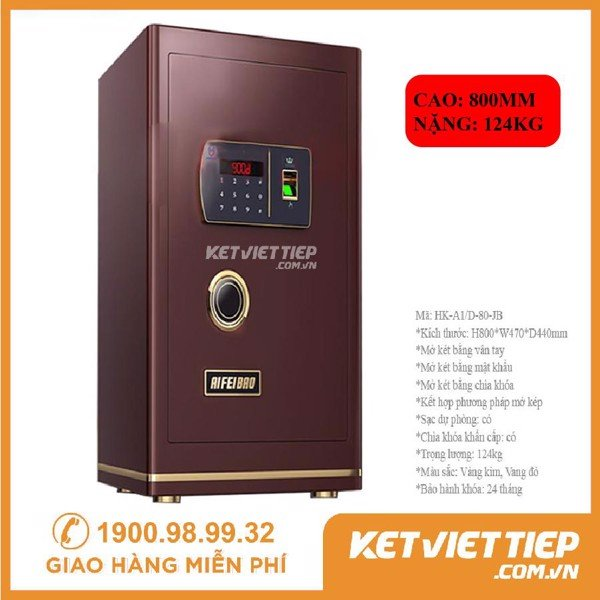két sắt nhập khẩu cao cấp  HK-A1/D-80-JB