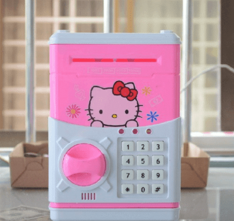 két sắt hello kitty đồ chơi