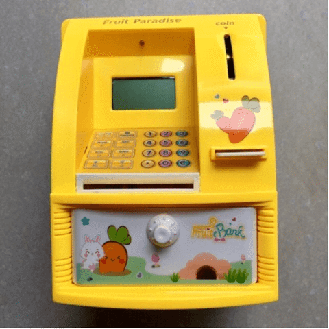 Két đồ chơi ATM