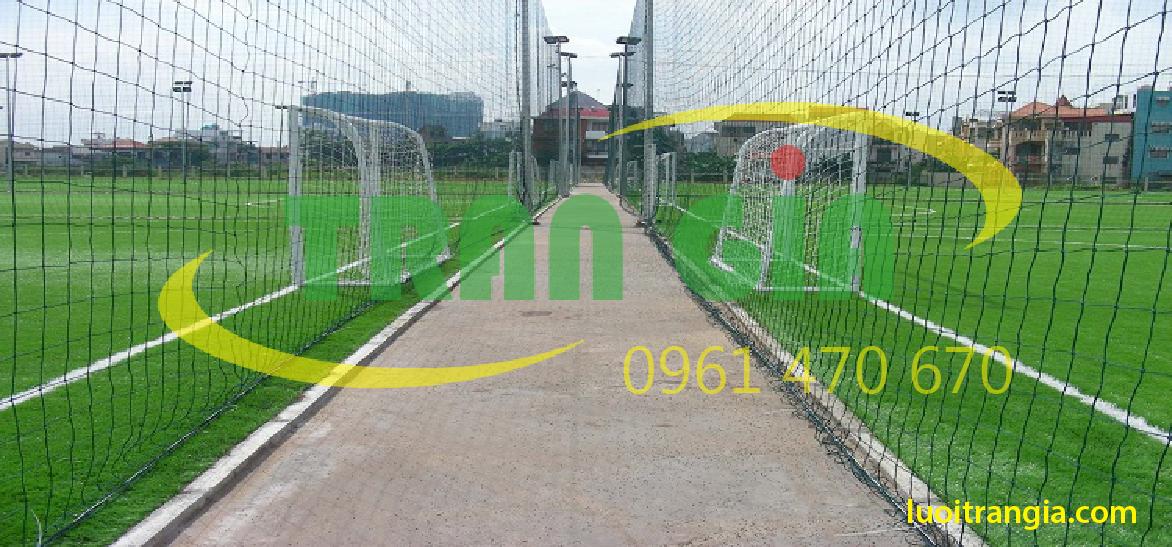 Lưới chắn gió cho sân thể thao