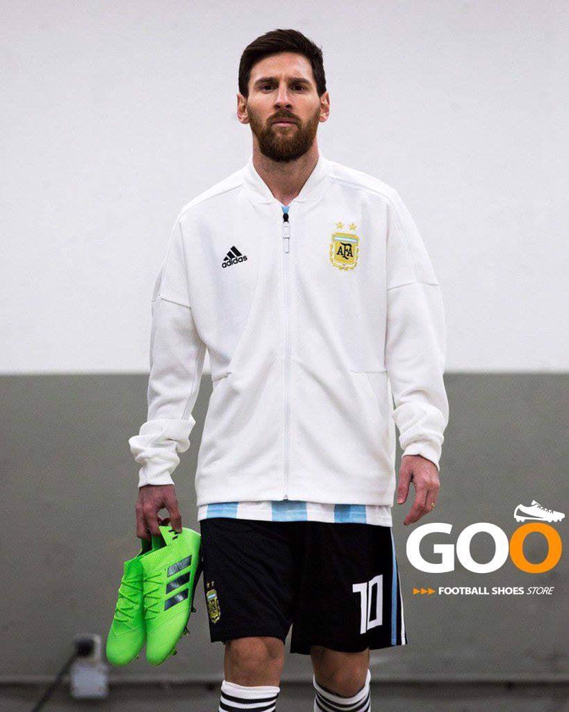 Lịch sử dòng giày Nemeziz Adidas dành cho L. Messi – Kì 2 Adidas Nemeziz 18