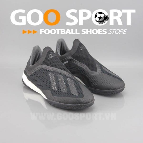 giày đá bóng x18 đen