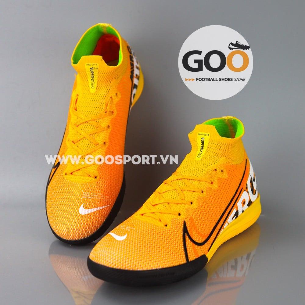 giày đá bóng nike mercurial superfly 7