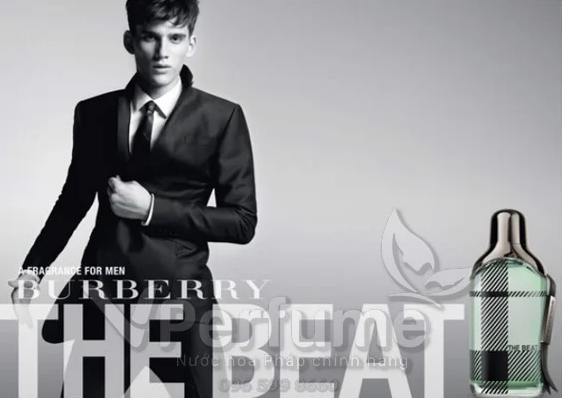 Nuoc hoa nam Burberry The Beat For Men EDT