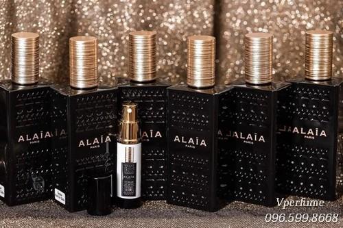 Nước hoa Alaia Paris EDP chiết thử mùi