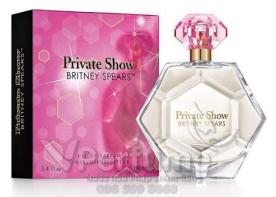 Nuoc hoa nu Britney Spears Private Show EDP