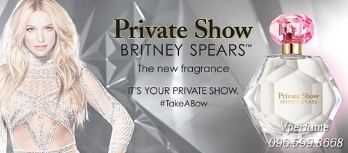 nước hoa Britney Spears Private Show EDP