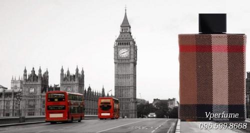 Mô tả mùi hương Burberry London For Men EDP