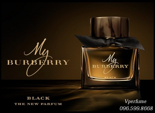 Đánh giá mùi hương My Burberry Black EDP