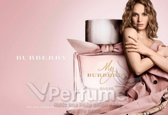 Nuoc hoa nu Burberry My Burberry Blush EDP